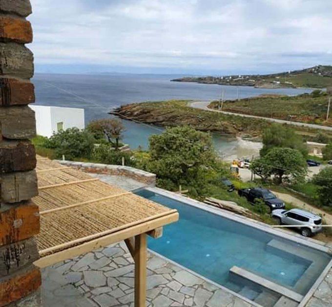 Luxury suites in Kea