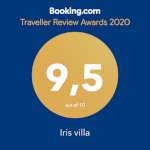 Booking IrisVilla
